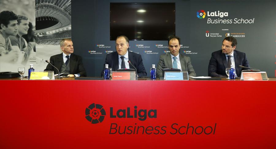 LaLiga Business School: talento para los clubes