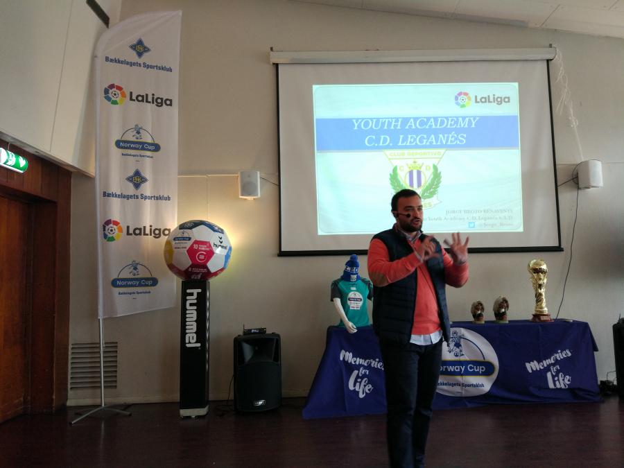 LaLiga y la Norway Cup: una pareja ganadora