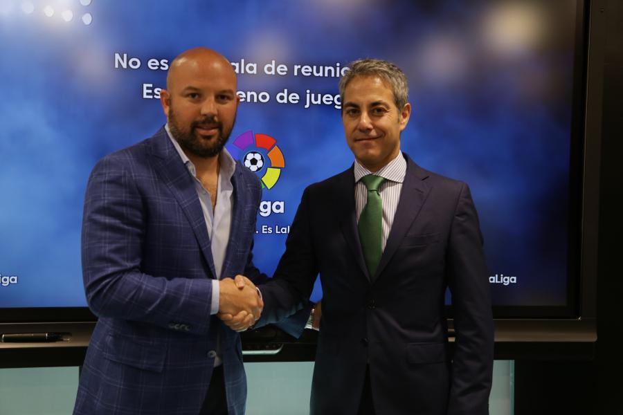 """Ecuador importa talento de LaLiga """"para modernizar"""" su competición"""
