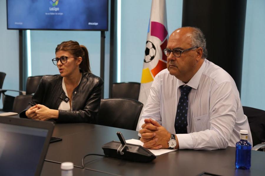 Francia y Argentina estudian cómo seguir la senda de LaLiga y sus clubes
