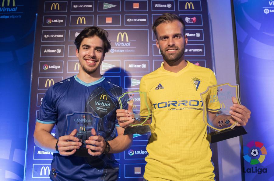 El Cádiz, gran triunfador de la final de los eSports