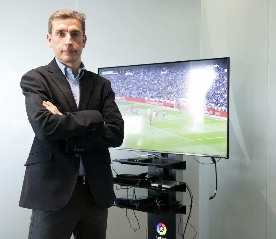 Así protege el equipo de Antipiratería el valor de los derechos audiovisuales de los clubes