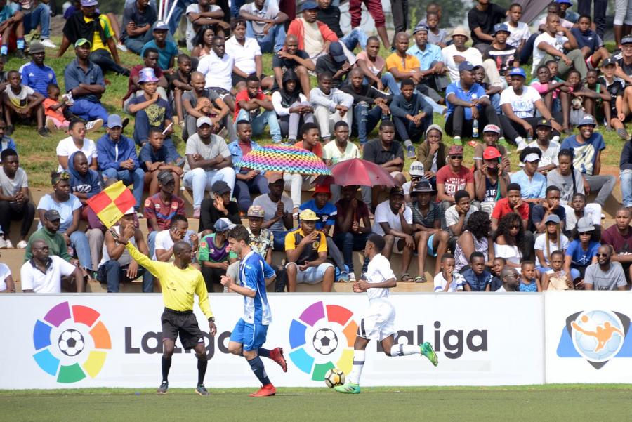 Una lección de vida para los 'Future Champions' del Espanyol