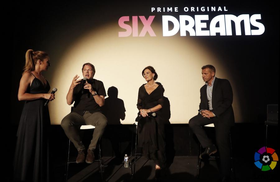 'Six Dreams' para 100 millones de espectadores potenciales