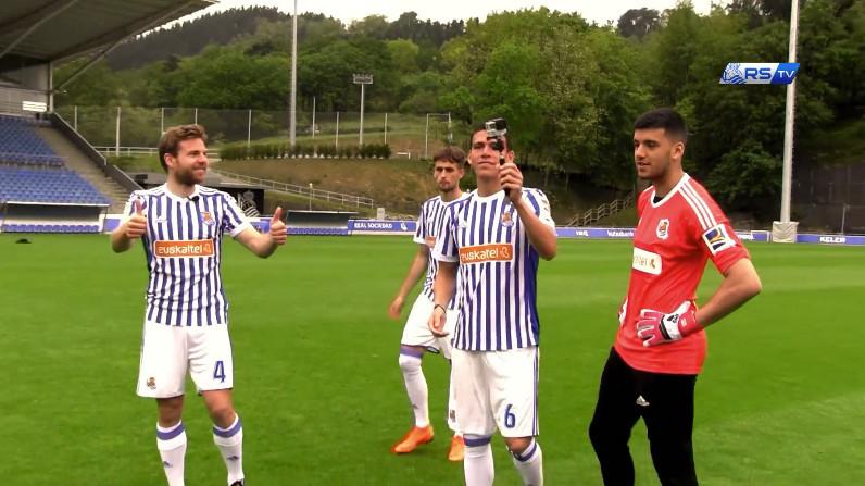 Illarra y los francotiradores que saltaron del FIFA 18 al césped