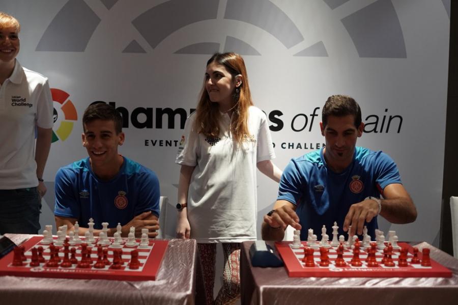 Así conquistaron Espanyol, Girona, Athletic, Getafe, Rayo y Atleti 'LaLiga World'