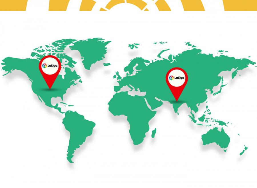 Dos oportunidades de oro en el mapa internacional de los clubes