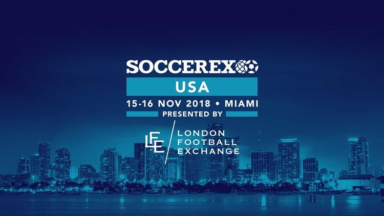 Soccerex, punto de reunión para la industria del fútbol