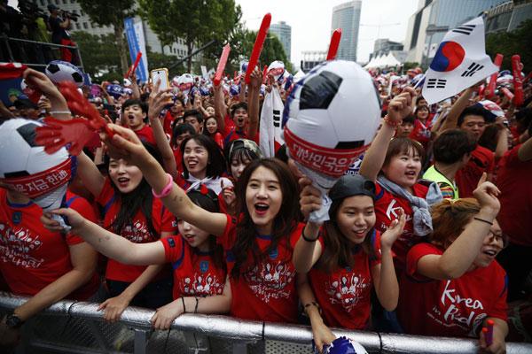 Así conquista la K-League a sus fans coreanos