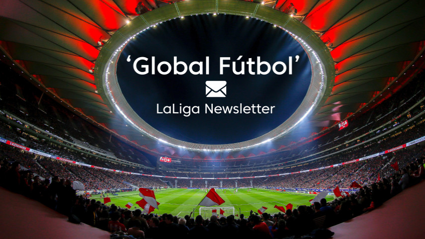 Global Fútbol, la newsletter de la industria del deporte