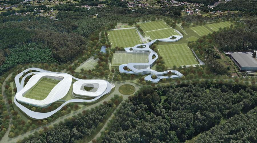 Los clubes españoles invierten en ciudades deportivas de primer nivel pensando en el futuro