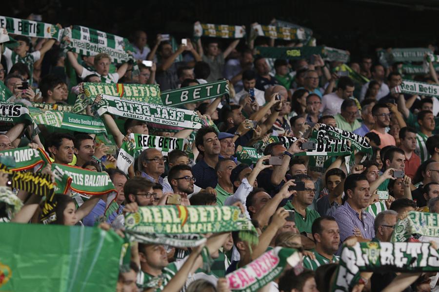 El Real Betis y su modelo de marketing y comunicación que va más allá de la frontera