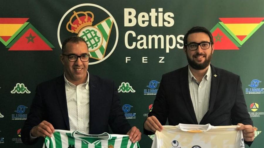 El Real Betis impulsa su imagen internacional creando escuelas de fútbol en China y Marruecos