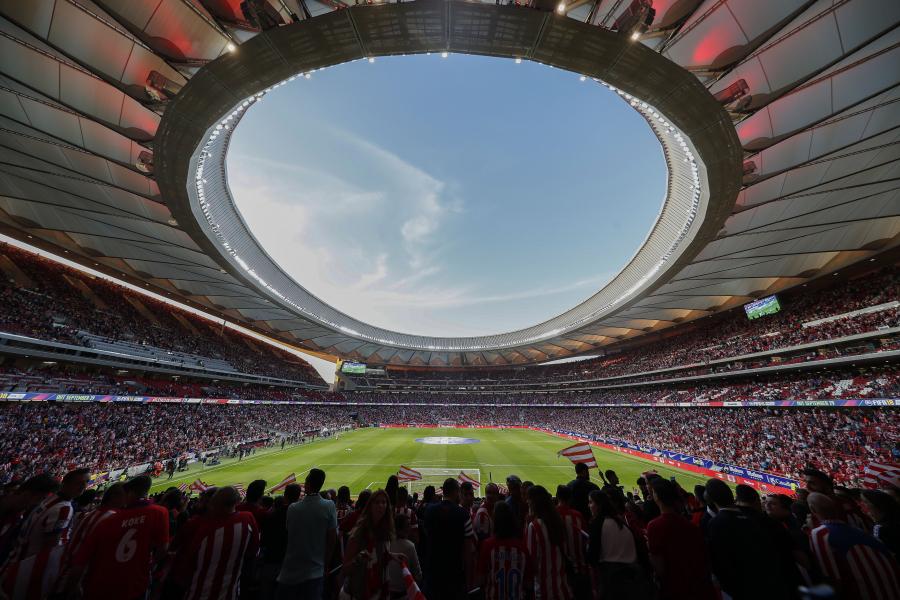 Wanda Metropolitano: su innovación en tecnología e iluminación le convierten en un referente mundial