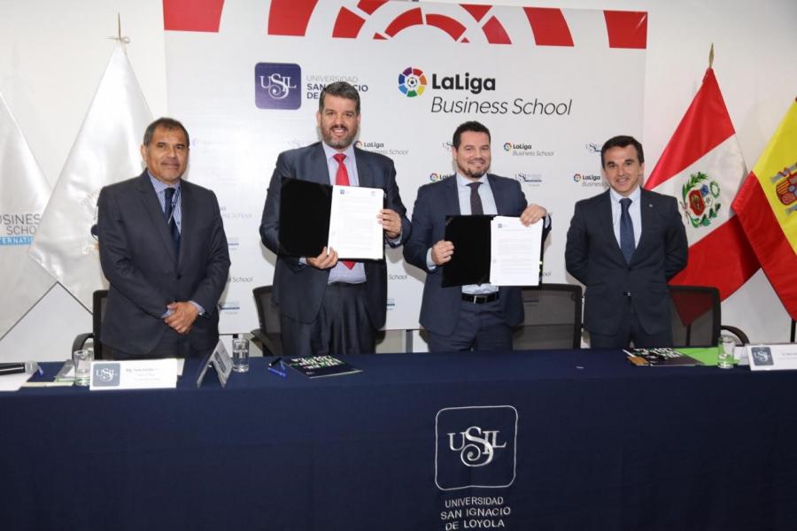LaLiga apoya el futuro del fútbol a través de la educación