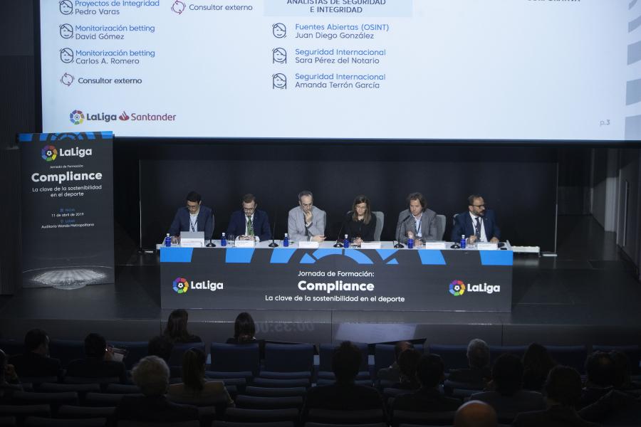 Jornada de cumplimiento y buenas prácticas: La clave de la sostenibilidad en el deporte
