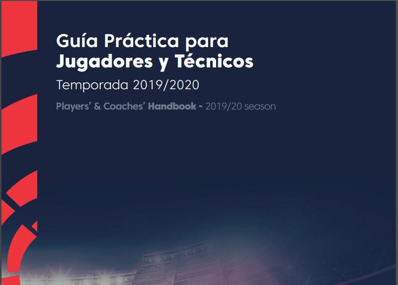 Todos los vestuarios de LaLiga Santander y LaLiga SmartBank reciben el Manual de Bienvenida a LaLiga