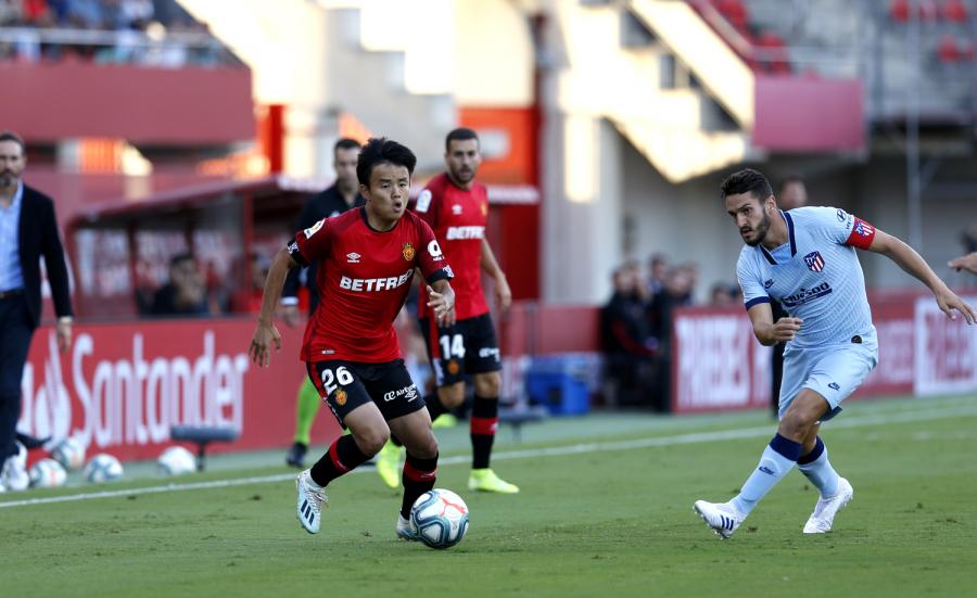 Los futbolistas japoneses, una vía rentable de crecimiento y expansión internacional para muchos clubes de LaLiga