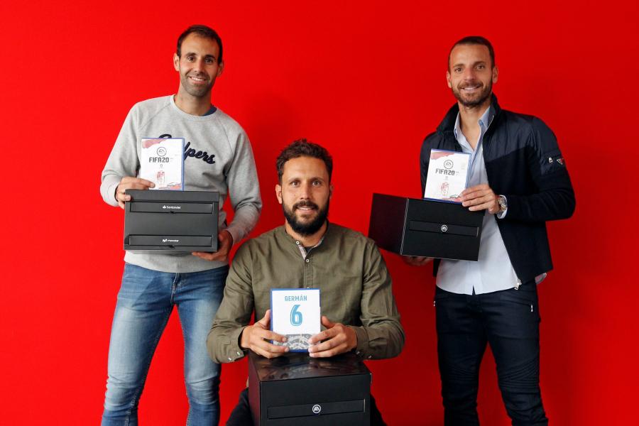 El nuevo 'Players Pack' une a los jugadores y patrocinadores de LaLiga
