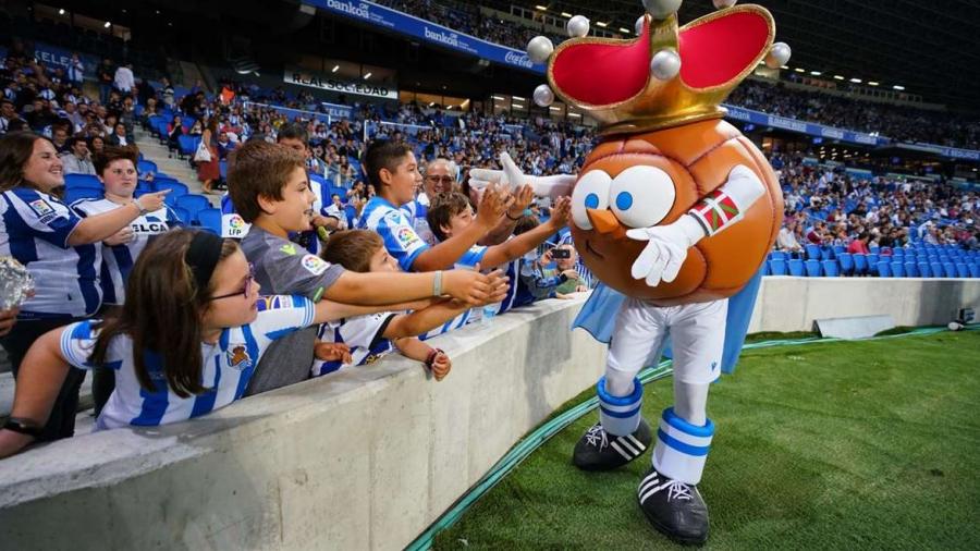 Las mascotas de los equipos, una nueva vía para la activación y crecimiento de la marca de los clubes de LaLiga