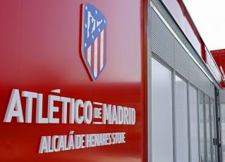 El Centro Deportivo Wanda Alcalá de Henares, una pieza clave para la consolidación del Atlético de Madrid