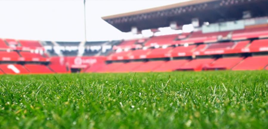 El césped de los estadios de LaLiga le gana la partida a las condiciones climatológicas