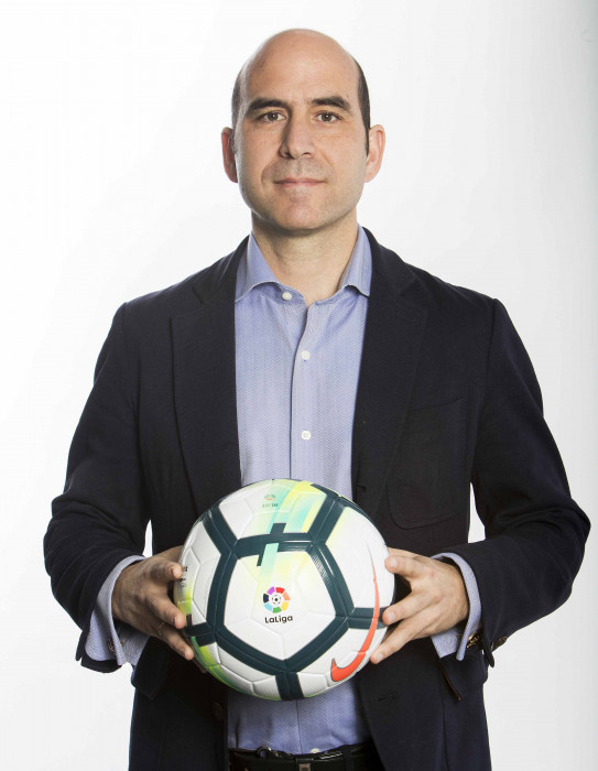 """LaLiga's objective is for day-to-day decision-making to be supported by knowledge based on data"""
