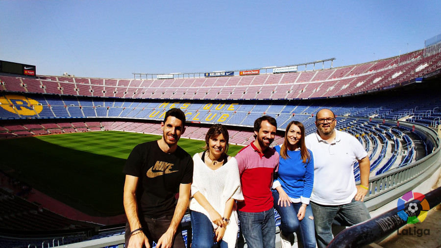 A day in the life of FC Barcelona's digital team