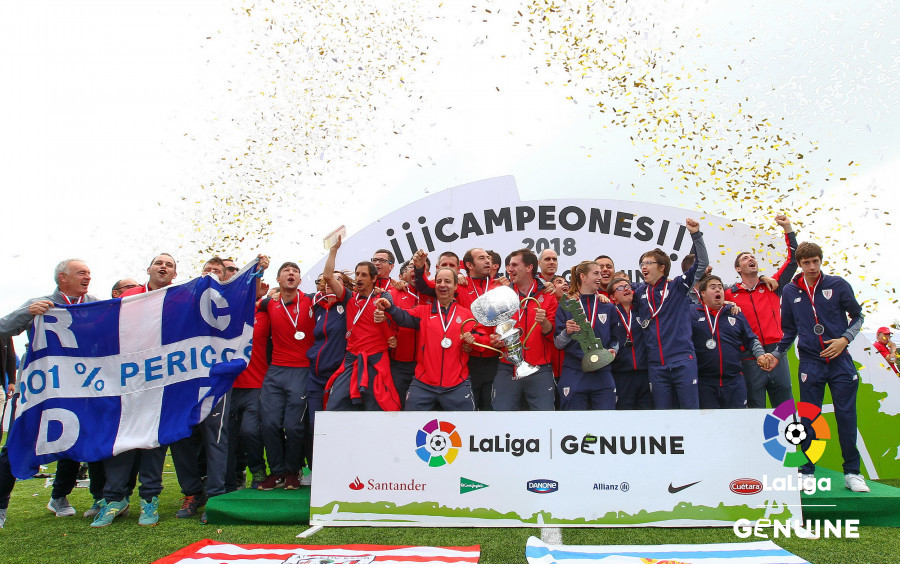 LaLiga Genuine, an example for world football