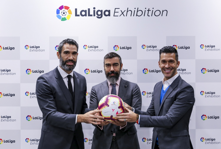 LaLiga Exhibition: The football roadshow that will go around the world