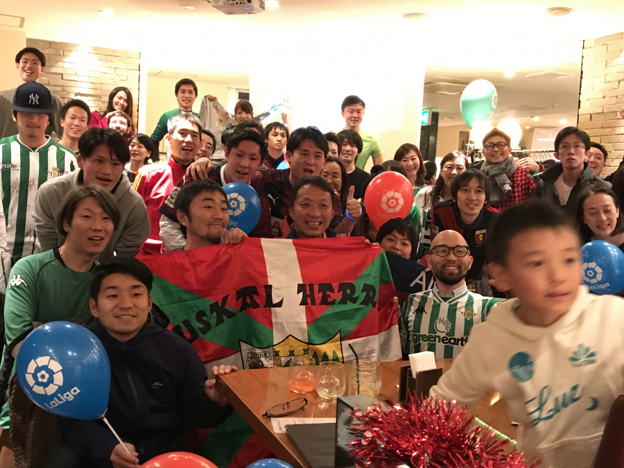 Spanish clubs are growing in Japan through brand building