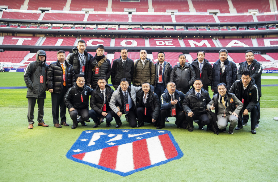 Chinese Super League partners with LaLiga to fuel global growth