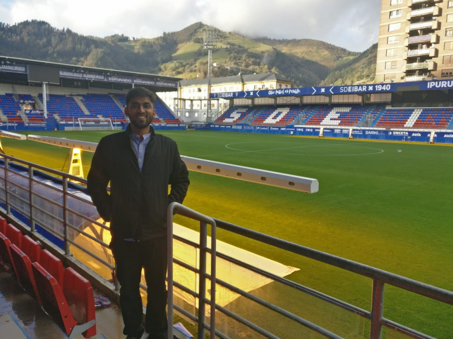 A week through the eyes of SD Eibar: An Indian Immersion