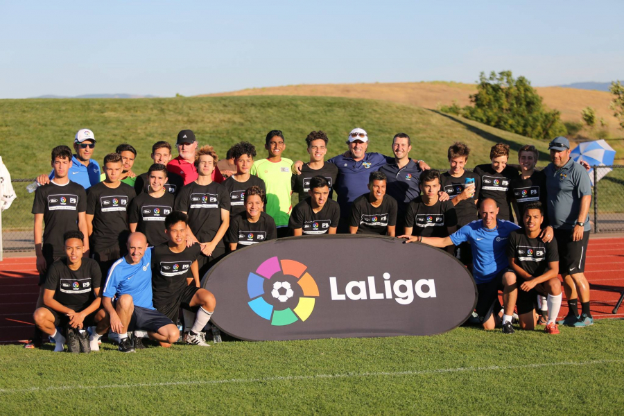 LaLiga makes new commitment to growing grassroots football in North America