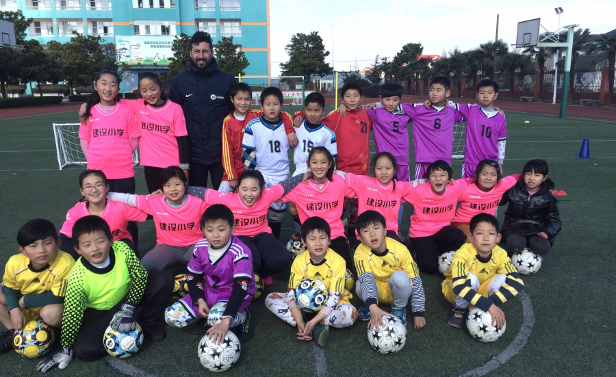 Meet the Spanish coaches helping China to become a footballing powerhouse