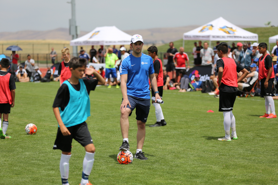 Spanish football summer schools arriving in the US and India