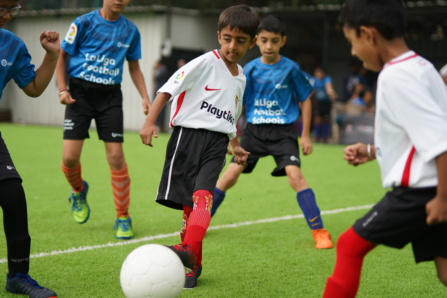 How Spanish clubs are supporting Indian grassroots football