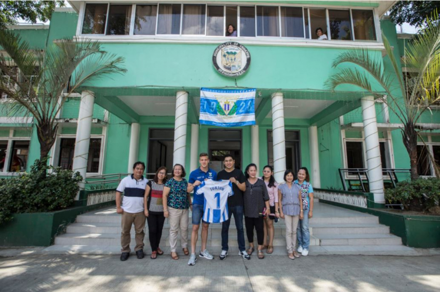 Why CD Leganés launched its season ticket campaign in the Philippines