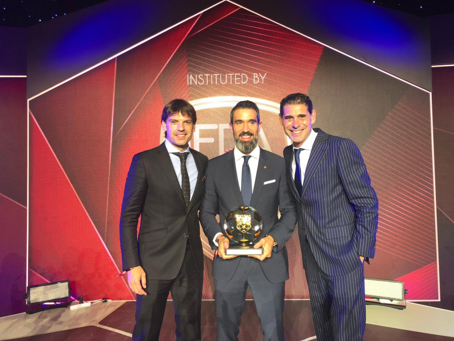 Stream of industry awards highlight growth of LaLiga and its clubs