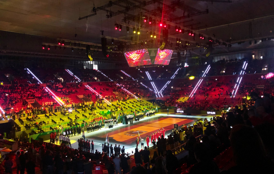 LaLiga arrives at 2019 Davis Cup celebrating global sports entertainment