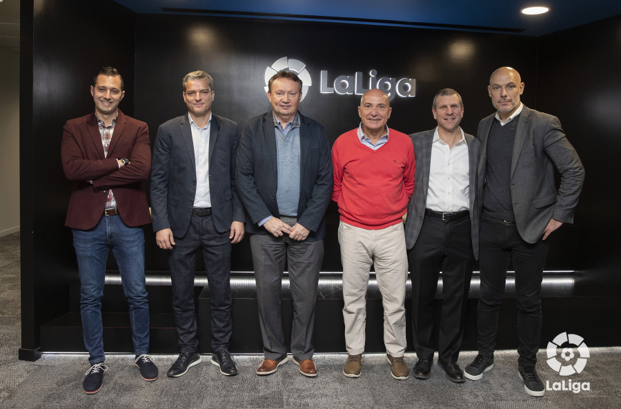 LaLiga shares expertise to boost MLS' development