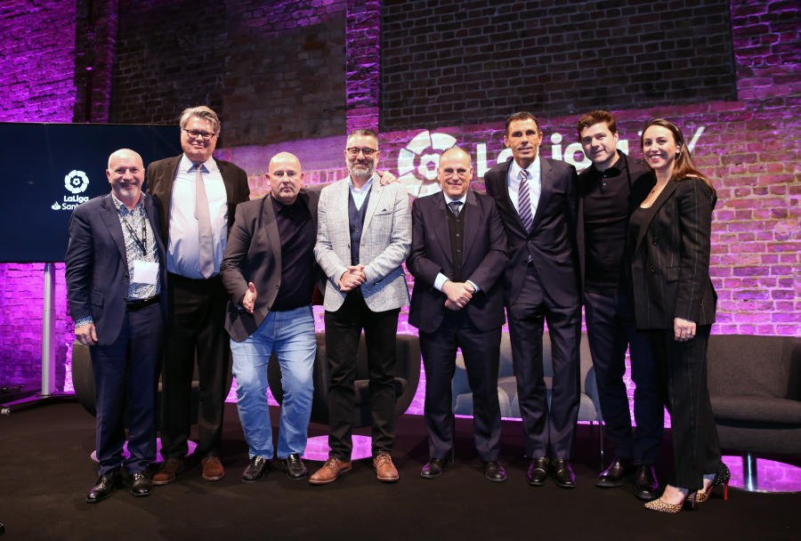 LaLiga grows UK and Ireland presence with LaLigaTV launch