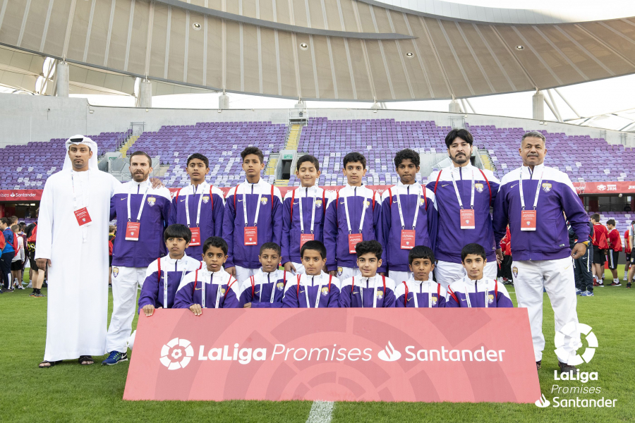 How youth football helped power LaLiga growth in the Middle East