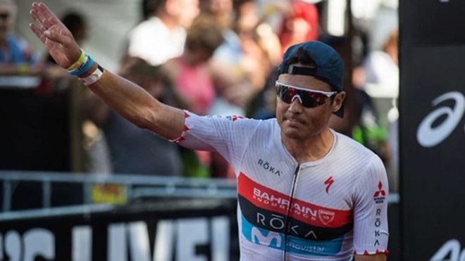 Javi Gómez Noya, ante el Ironman más duro del mundo