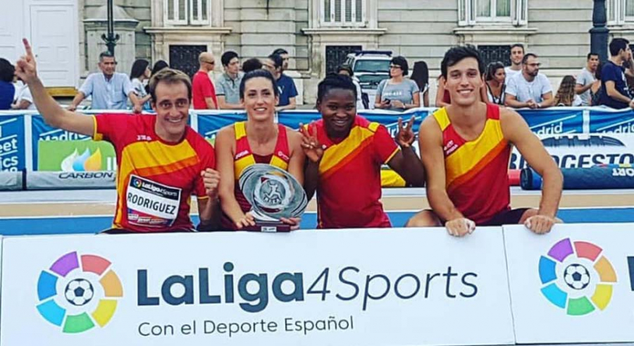 Madrid Street Athletics inundó de atletismo el centro de Madrid
