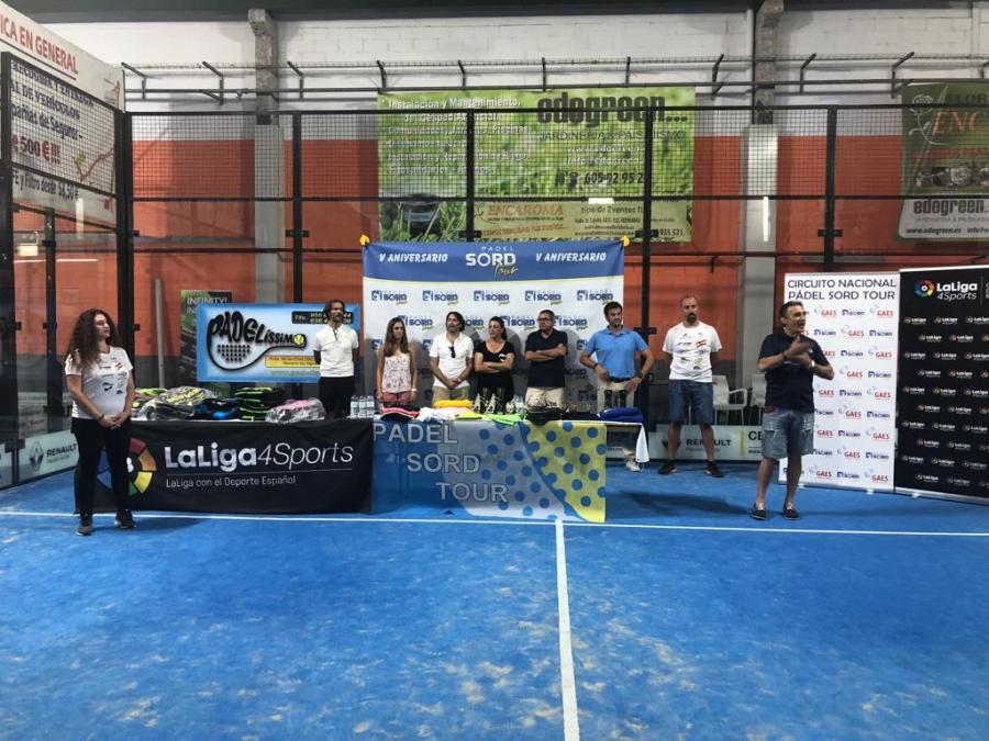 Padel Sord Tour - Sevilla