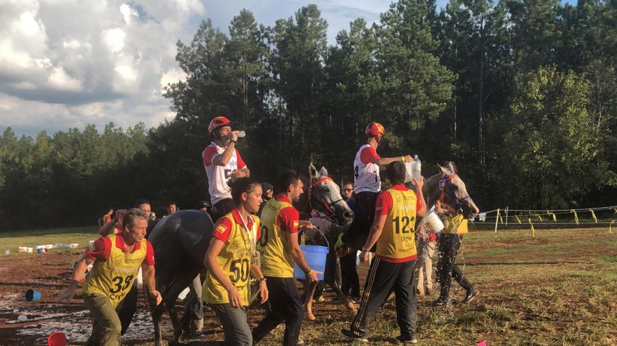 Juegos Ecuestres - Tryon 2018