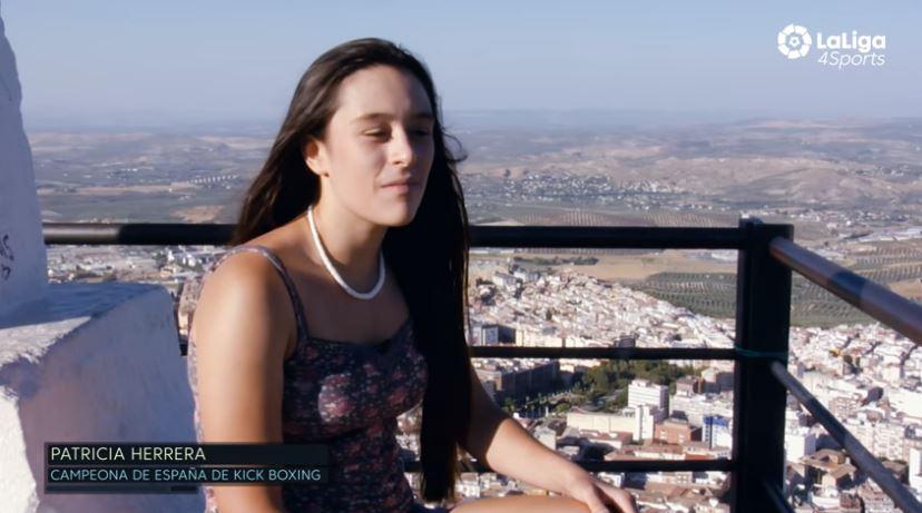 Patricia Herrera, la superación de una campeona de España