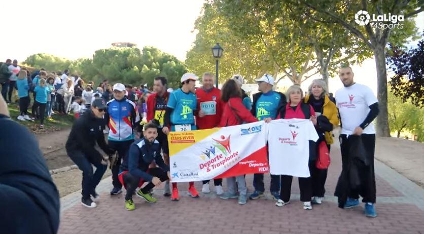 El deporte como medicina para trasplantados