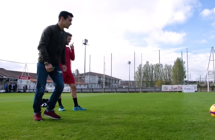 Javier Fernández vs. Roberto Torres, un duelo de faltas